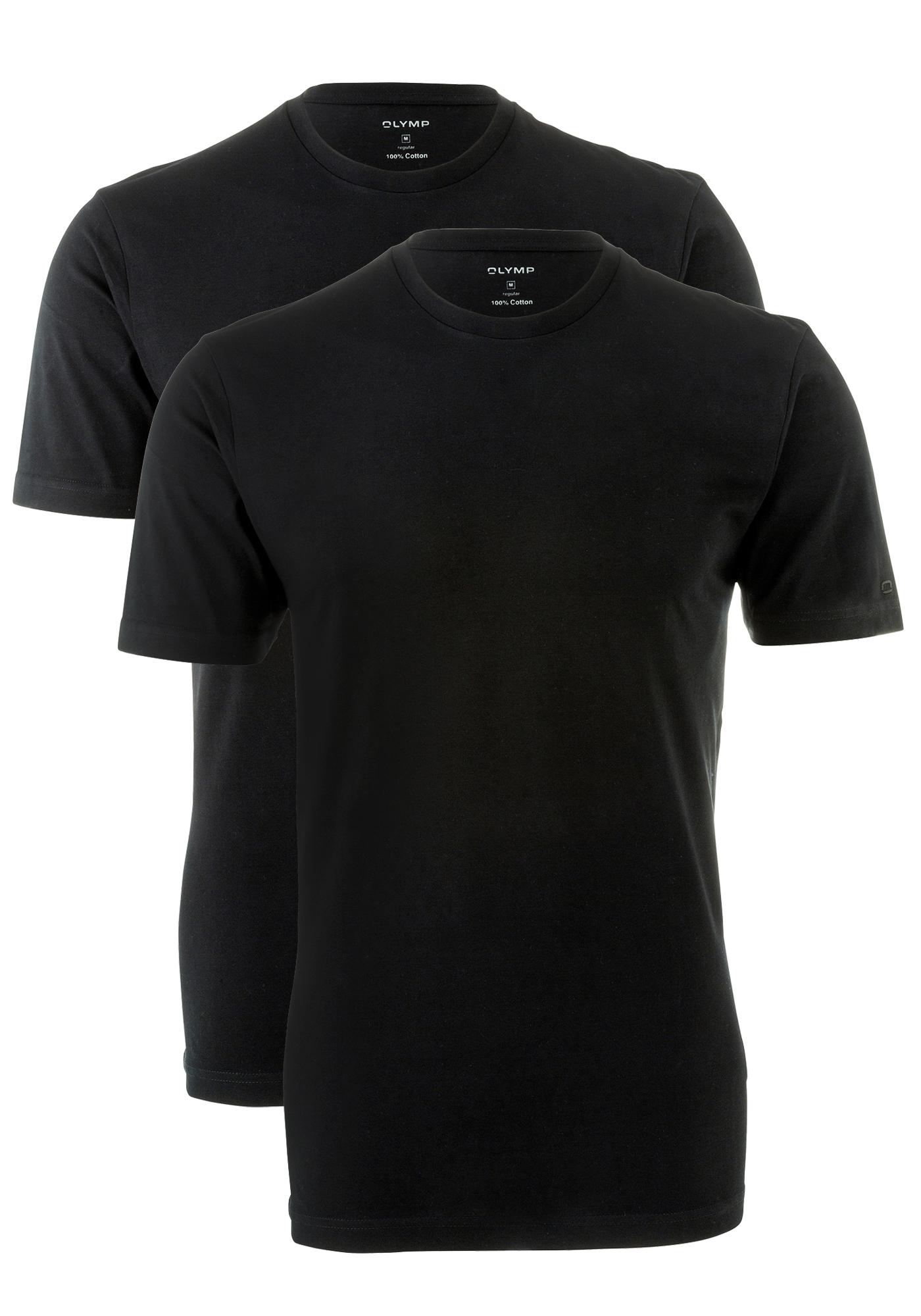 grote maten heren tshirts olymp